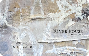 Gift Card from River House at Odette's